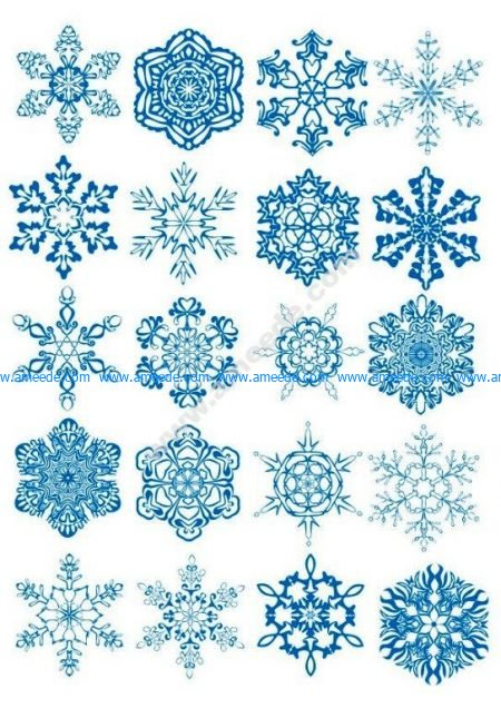Snowflackes