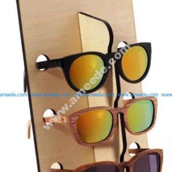 Sun glasses Holder