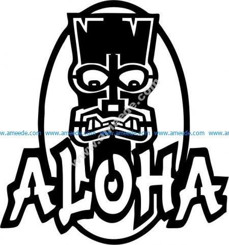 Symbol Aloha