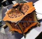 Wooden Hexagonal Box CNC Router