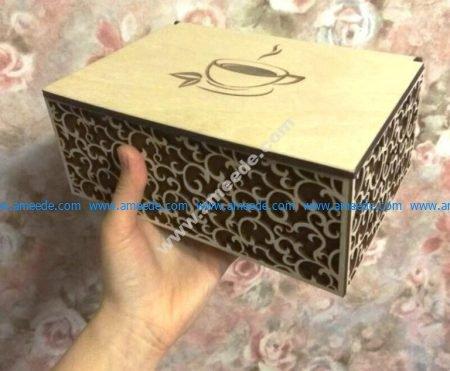 premium tea box