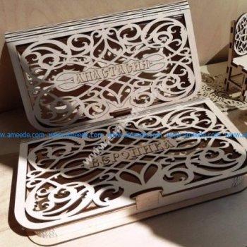 jewelry box or money box