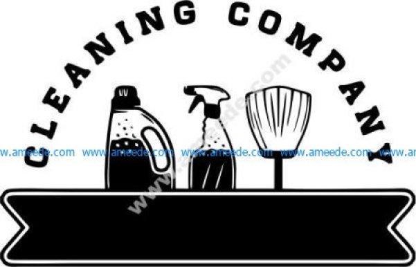 symbol of environmental sanitation company