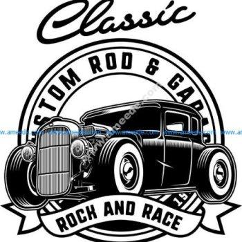 classic hotrod