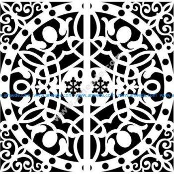 gate pattern