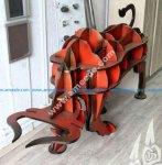 3D Bull Shelf 4mm