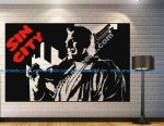 Sin City Poster Wall Decor