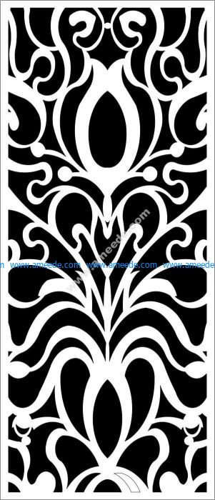 decorative partition wall