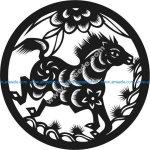 horse – seventh zodiac