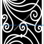 panel screen design