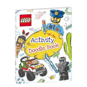 LEGO® MIXED THEMES. Activity Doodle Book