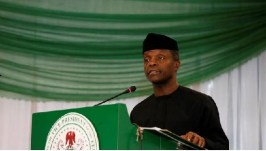 Manufacturing sector a pivotal to unlock sustainable growth strategy by government— Osinbajo