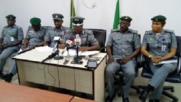 Customs Nets N1.1 Trillion Revenue surpassed target for the year