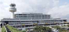 The D Wing of the terminal; MMIA experienced two hours Power outage