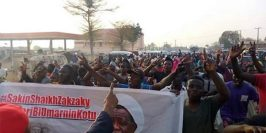Shi'ite protest: Buhari mourns Channels TV reporter, Deputy Commissioner of Police