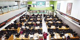 Stock market sheds N1.5tn in eight months