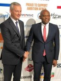 Tony ElumeluMarketing Africa and African SMEs To Global Investors in Paris