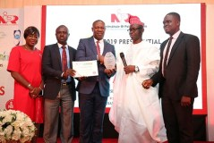 Photo News: Nigerian Institute of Public Relations 2019 Personality of the year award