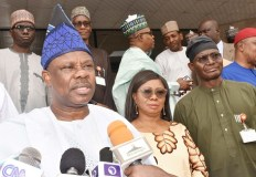 We can introduce new laws or amend old ones to ensure that Nigeria becomes investors destination of choice - Senator Amosun
