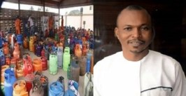 Over 1,000 Beneficiaries Emerge As FirmDispenses Free Cooking Gas To Abians