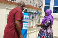 SON PROVIDES TECHNICAL SUPPORT FOR HAND SANITIZER MANUFACTURER IN FEDERAL CAPITAL TERRITORY