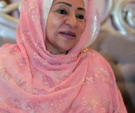 Abacha's Wife: People Just Hate My Husband for No Reason