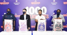 Dangote Cement's 'Bag of Goodies' Promo Season 2 to Produce Nine Millionaires Daily for Four Months
