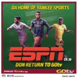 GOtv Max Customers Can Watch Live Games on ESPN This Weekend