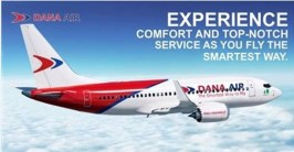 Dana Air plans efficient services this forthcoming yuletide, Introduces more flights on Enugu, Owerri and Port Harcourt routes from December 7