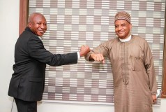NIMASA takes fight against piracy and other crimes in maritime domain to amnesty office