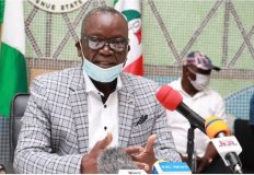 Ortom Seeks New Security Team for Protection
