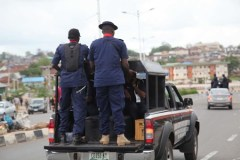 NSCDC commences selection, psychological evaluation for all-female squad