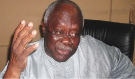 Bode George faults Lagos anti-graft law, says it's self-serving