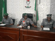 Apapa Command of Nigeria Customs Service collected N336b as revenue in six months of 2021.