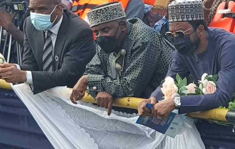 Amaechi: We're Opening Maritime to Huge Investment Opportunities with Wreck Removal