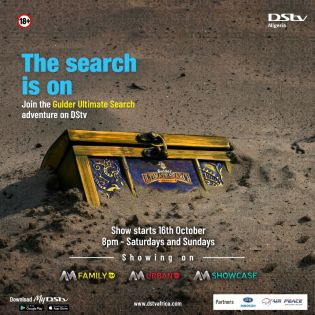All is set for Intense Action of Gulder Ultimate Search Premieres on DStv, GOtv this October