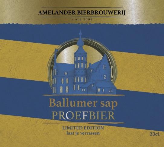 Etiketten 2021- Proefbier