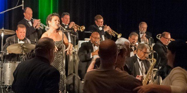 AIJF Big Band Bash 2014