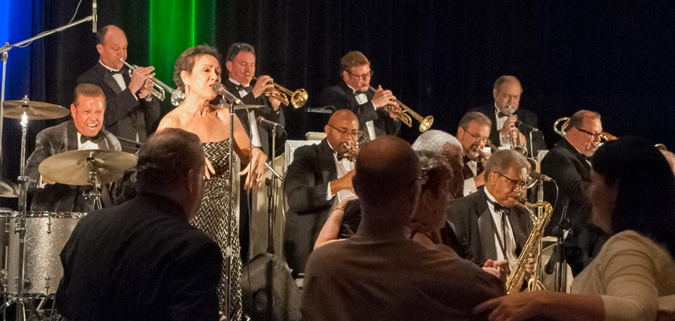 AIJF Big Band Bash 2014