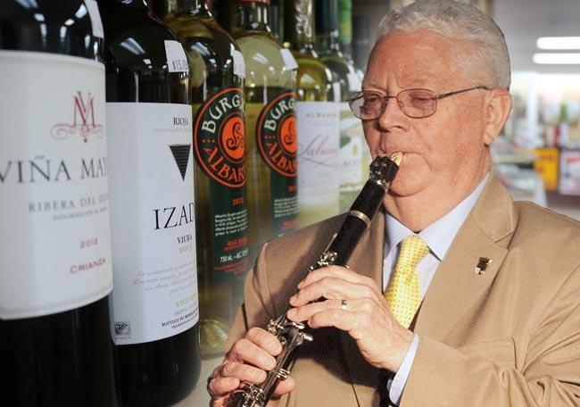 Jazz and Wine Tasting