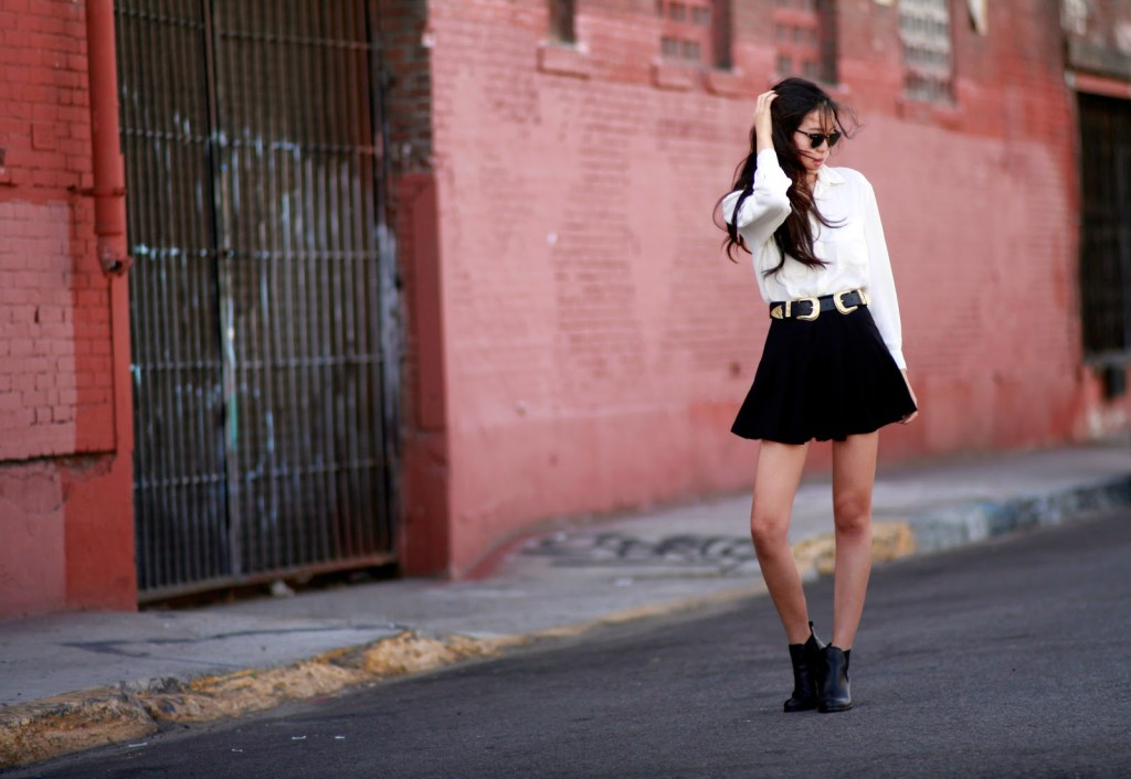Flare personal style outfit #2