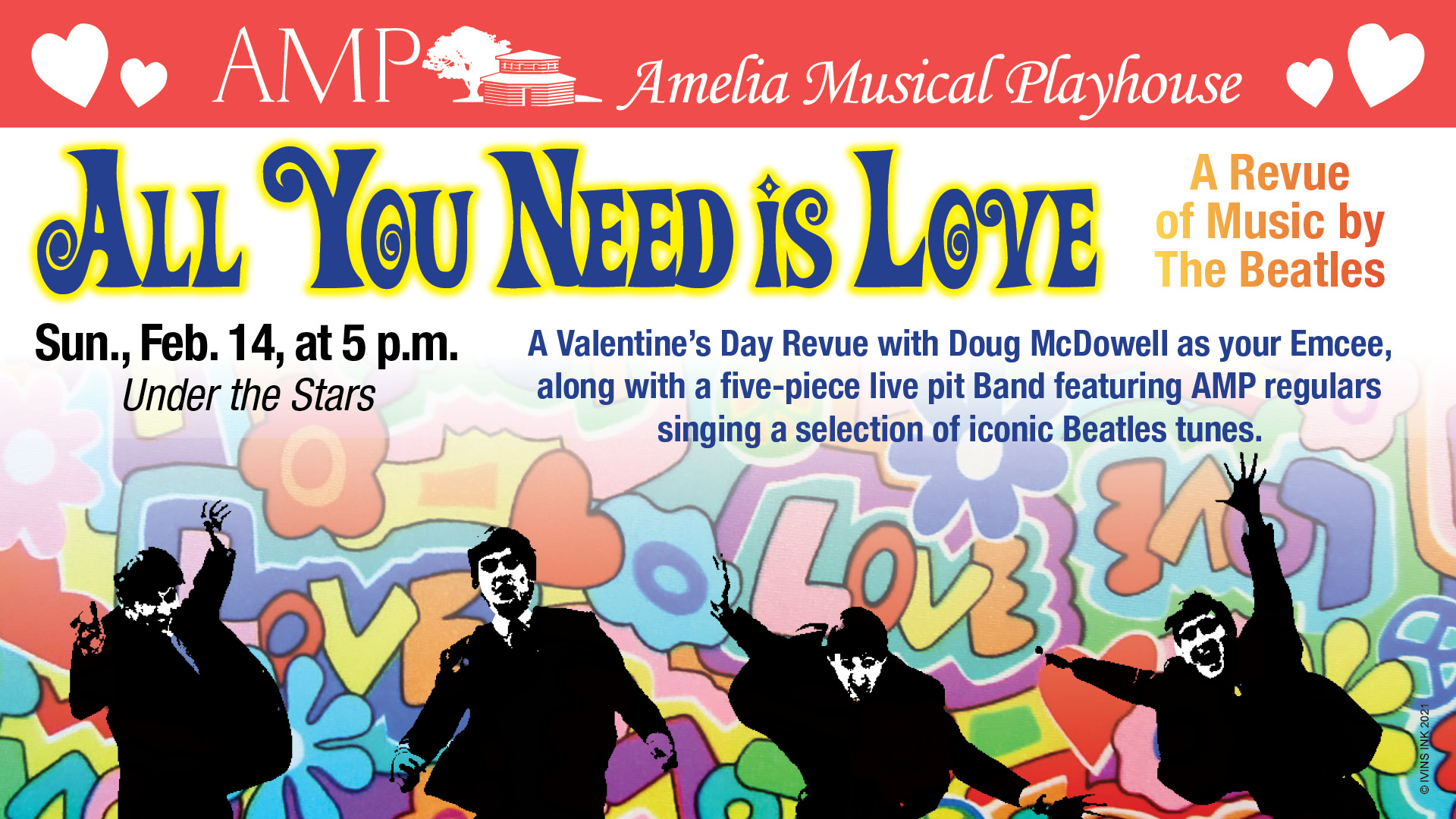 all you need is love beatles revue