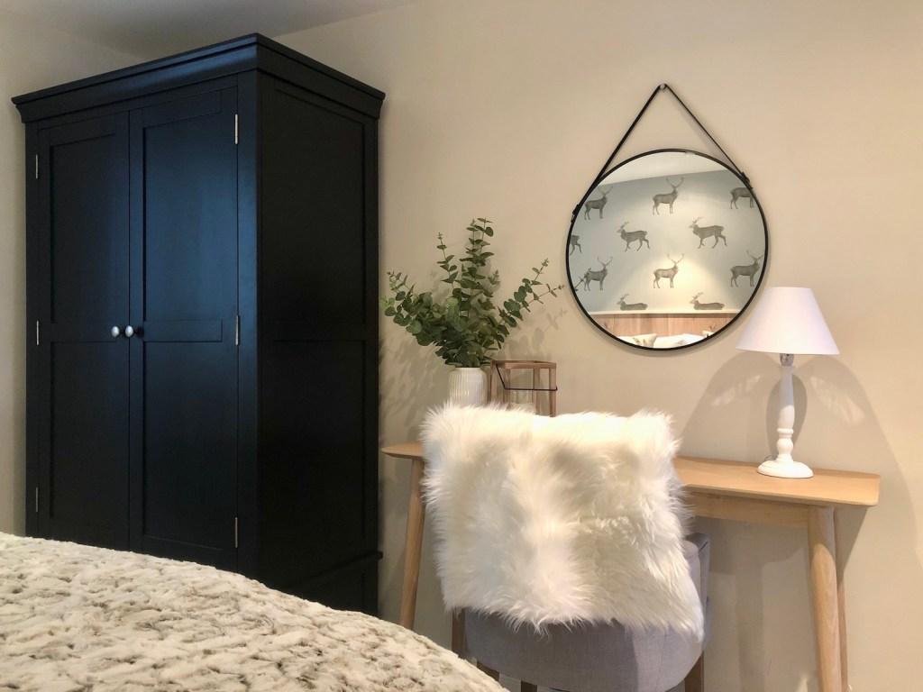 Derwentwater View Bedroom