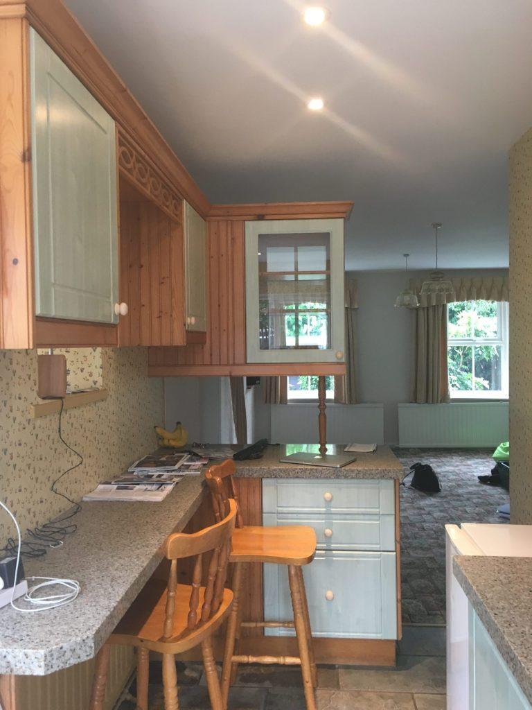 Interior design project before and afters boy Amelia Wilson Interior Designer Cumbria