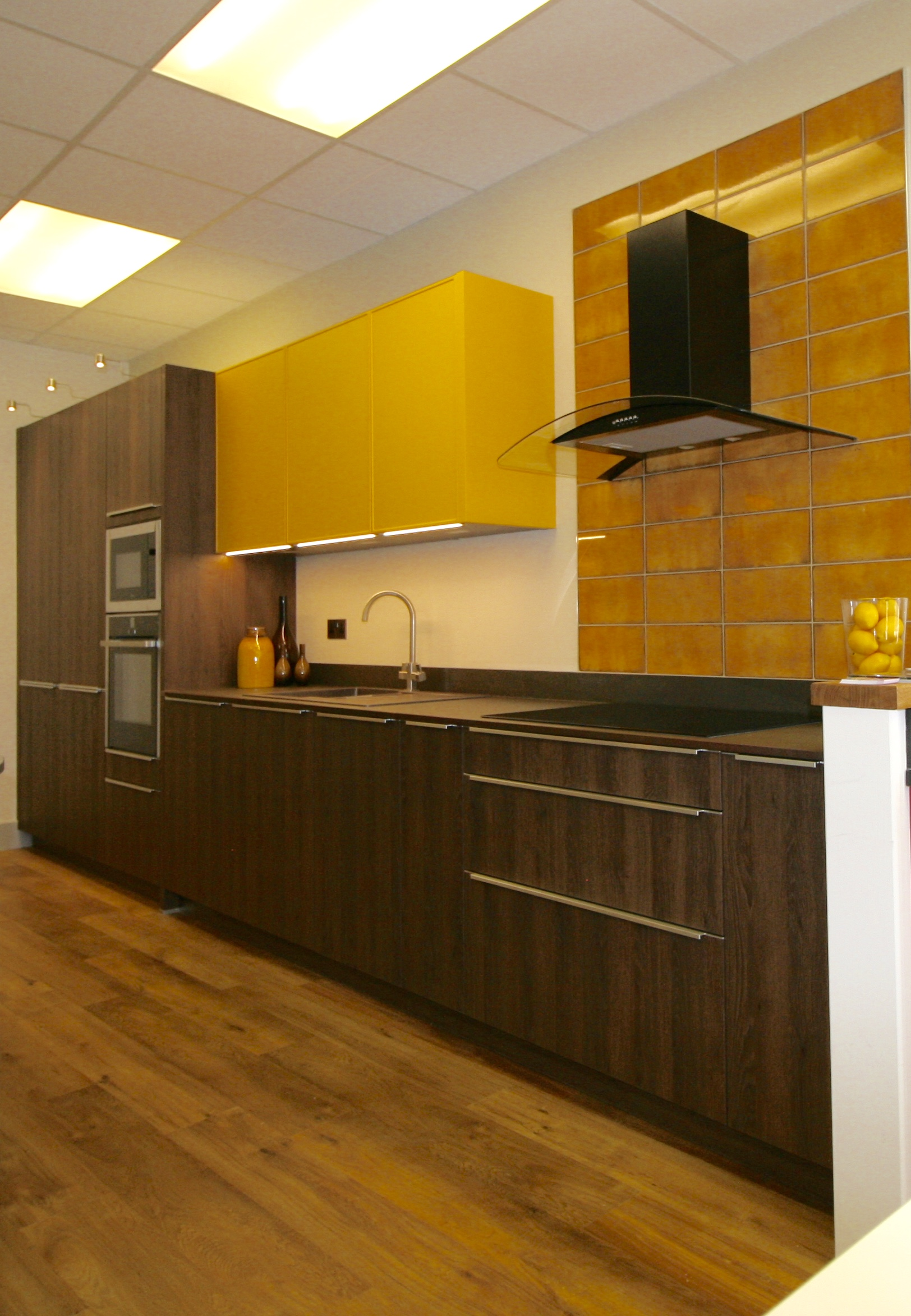 One of eleven beautiful kitchens designed by Amelia Wilson Interiors Ltd for Cockermouth Kitchen Co