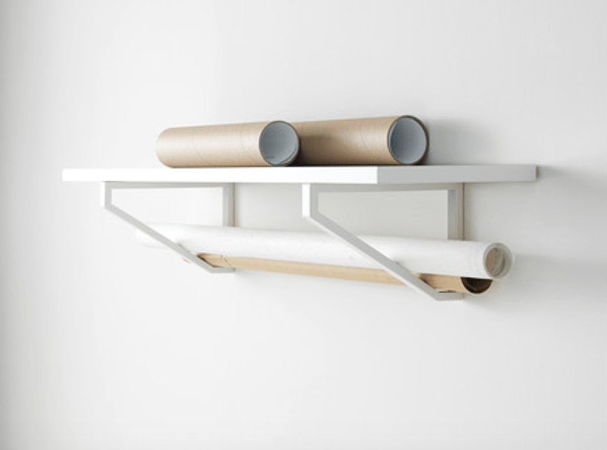 EKBY LERBERG wall bracket from IKEA
