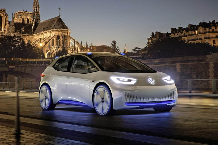 Volkswagen ID Electric Cars Dubai UAE