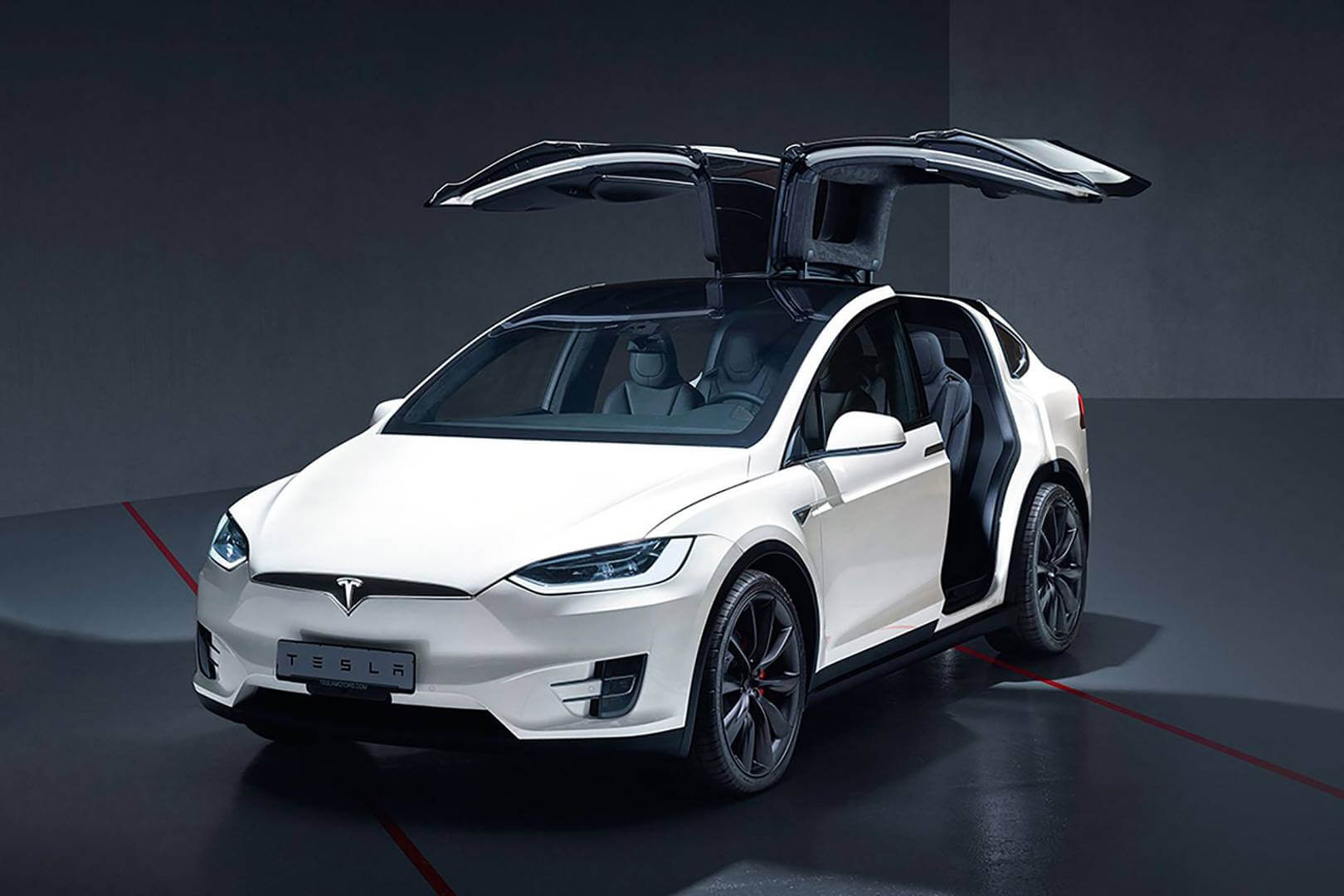 Tesla Model X Dubai UAE
