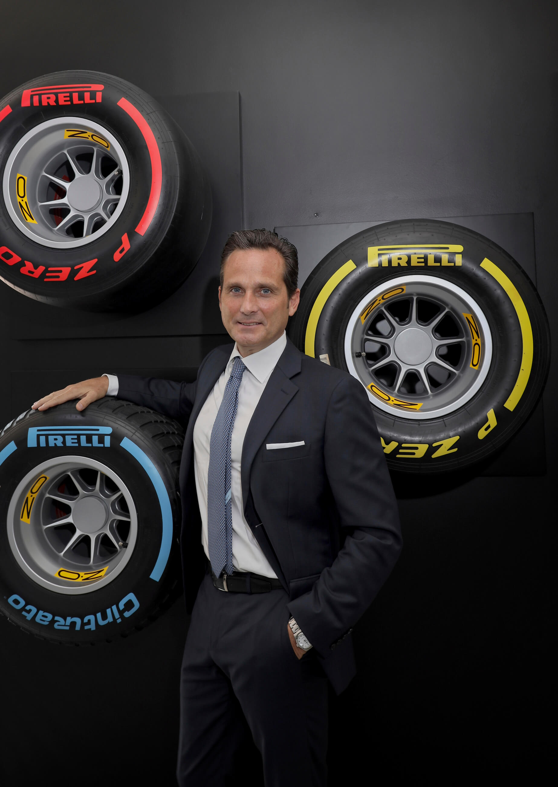 Alberico Avogadro, Managing Director Pirelli Middle East