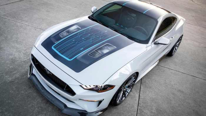 Ford Electric Mustang